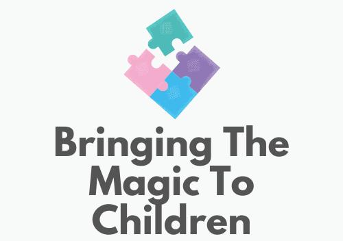 Bringing The Magic To Children
