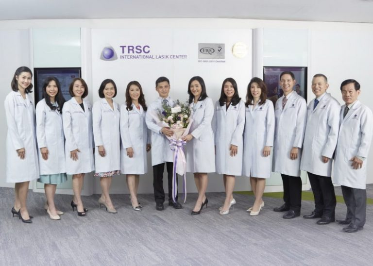 TRSC ศูนย์การแพทย์เฉพาะทางด้านการทำเลสิก